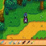 Abigail and Leah Centaur Horse Replacement Mod for Stardew Valley