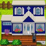 Farm House Exterior Replacement-Retexture Mod for Stardew Valley