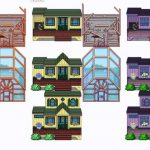 Farm House Retexture Mod for Stardew Valley