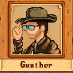 Indiana Jones-Gunther Mod for Stardew Valley