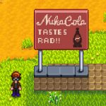 Nuka Cola Mod for Stardew Valley