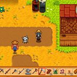 Scribble Cat Mod for Stardew Valley