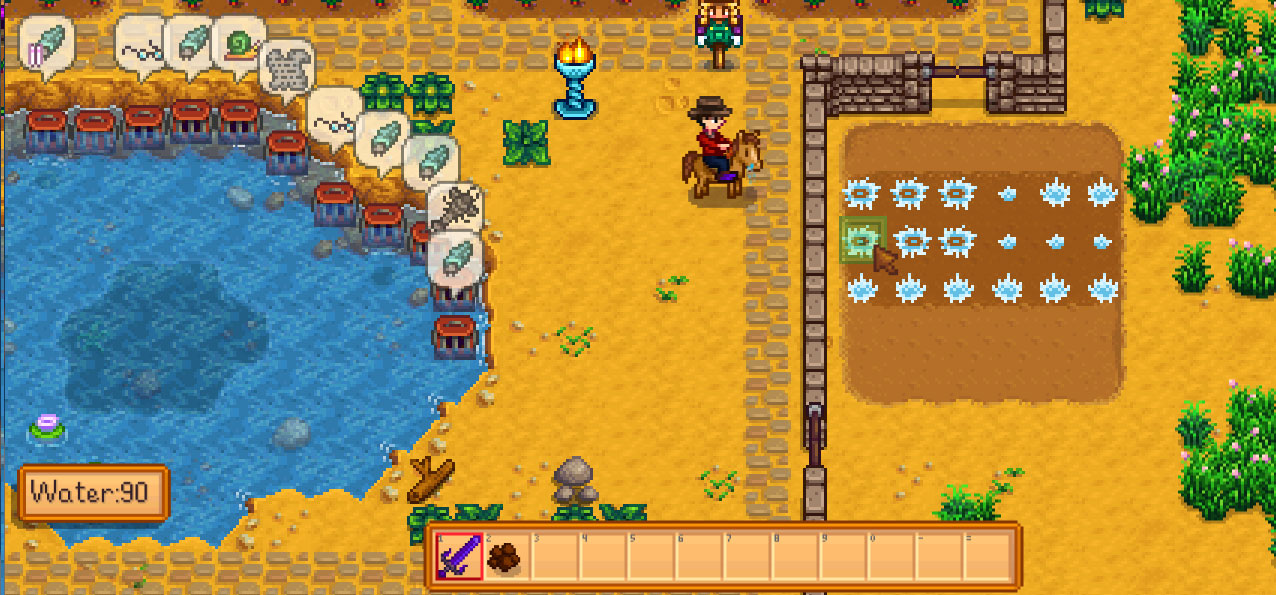 how to run stardew valley using smapi