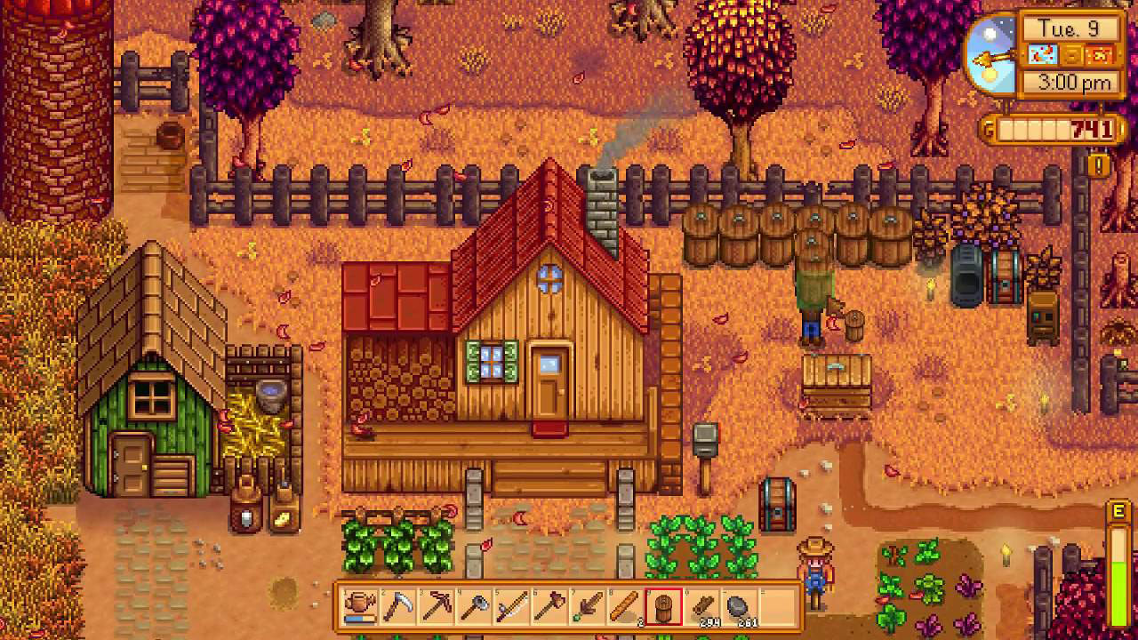 Auto Backup Mod for Stardew Valley