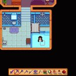 Bathroom in House Upgrade 2 Mod for Stardew Valley