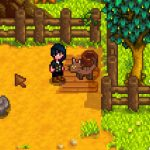 Brown Cat With Stripes Mod for Stardew Valley