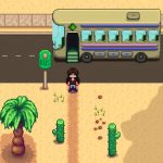 Fix Desert Bus Stop Mod for Stardew Valley