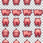 Happier Pig Mod for Stardew Valley