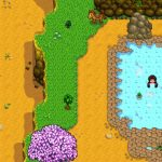 Hot Spring Behind Joja Market Mod for Stardew Valley