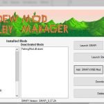 Manager Mod for Stardew Valley