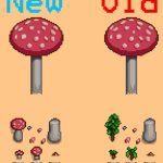 Mushroom Tree Growth Mod for Stardew Valley