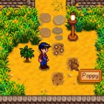 [SMAPI] Simple Crop Label Mod for Stardew Valley