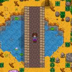 [SMAPI] Stone Bridge Over Pond Mod for Stardew Valley