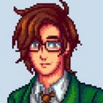 Bachelors' Portraits Mod for Stardew Valley