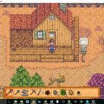 Fall 28 Snow Day Mod for Stardew Valley