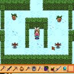 Garden Hedge Mod for Stardew Valley