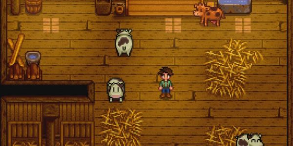 Harvest Moon Cow Replacement Mod