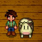 Harvest Moon Cow Replacement Mod for Stardew Valley