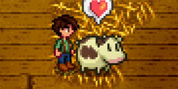 Harvest Moon Cow Replacement Mod3