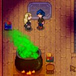 Harvest Moon Witch Replacement Mod for Stardew Valley