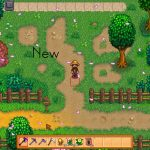 Less Vibrant Dirt and Grass Mod for Stardew Valley