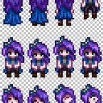 Maru Sprite Mod for Stardew Valley