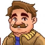 Rikuo's Character Portrait Mod for Stardew Valley