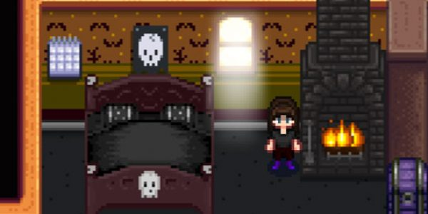 Spooky Wallpapers and Floorings Mod3