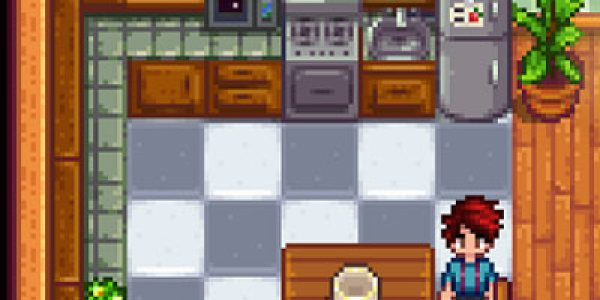 Tiled Counter Kitchen Edit Mod2