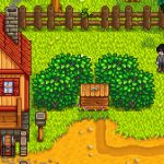 Prettier Shipping Box and The Water Source Mod for Stardew Valley