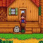 Pusheen The Cat Mod for Stardew Valley