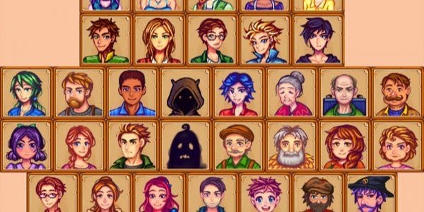 All Villagers Portraits Mod