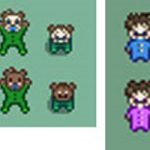 Anthro Babies and Toddlers Mod for Stardew Valley