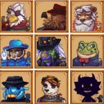 Anthro Characters Mod for Stardew Valley