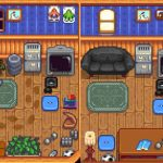 Clean Shane's Room Mod for Stardew Valley