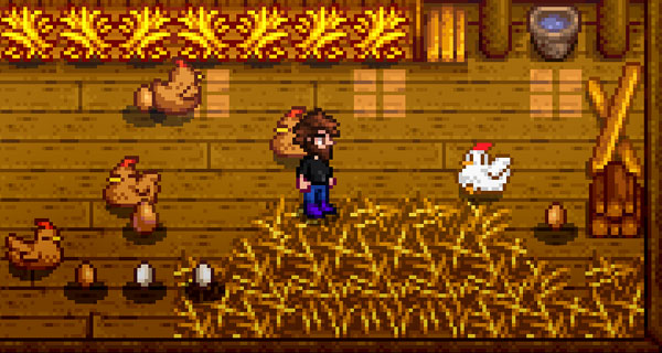 Cucco Legend of Zelda Chicken Mod
