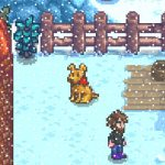 Dog Bandana Mod for Stardew Valley