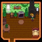 Get Dressed Natural Dresser Recolour Mod for Stardew Valley