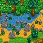 More Accessible Wilderness Combat Farm Mod for Stardew Valley