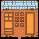 Organized Greenhouse Mod for Stardew Valley