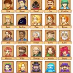 Portraits Character Mod for Stardew Valley