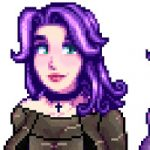 Redux Portrait Mod for Stardew Valley